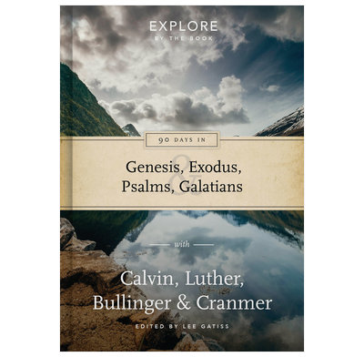 90 days in Genesis, Exodus, Galatians & Psalms (ebook)