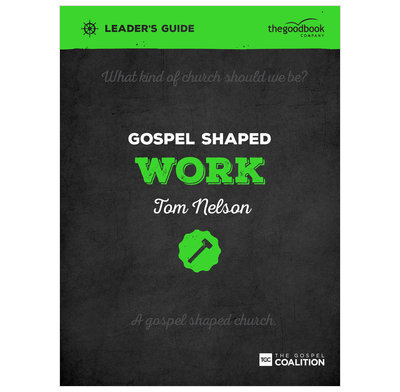 Gospel Shaped Work Leader's Guide (ebook)