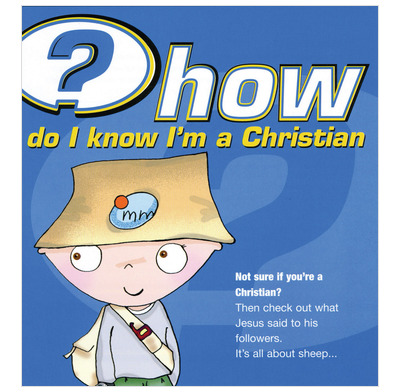How do I know I'm a Christian? (Pack of 25)