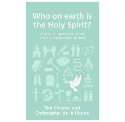 Who on earth is the Holy Spirit? (audiobook)
