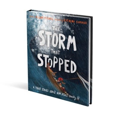 The Storm That Stopped