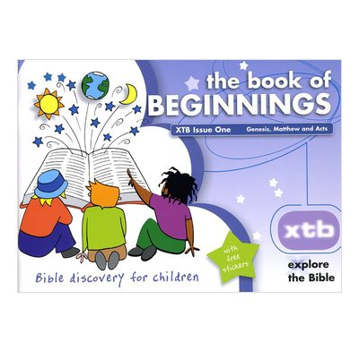 XTB 1: The Book of Beginnings